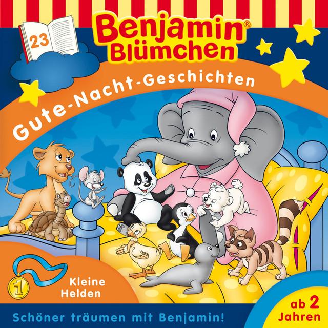 Gute-Nacht-Geschichten - Folge 23: Kleine Helden Cover