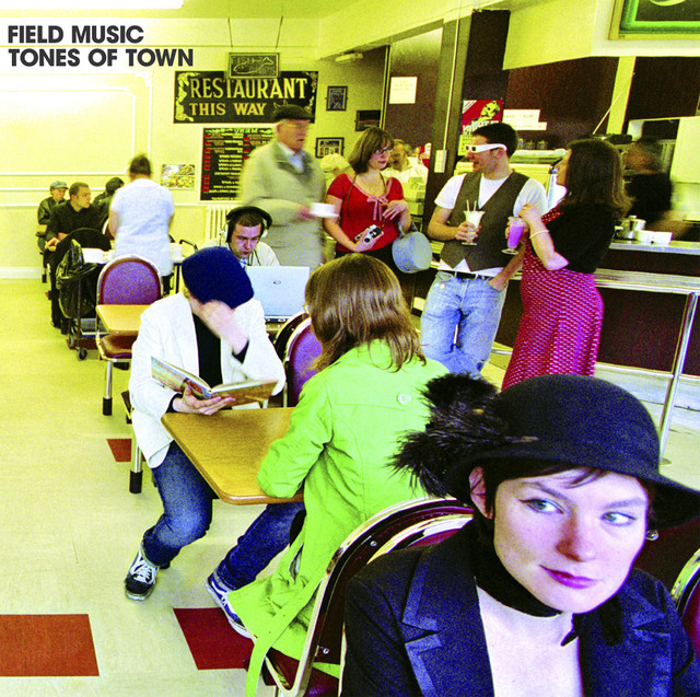 Album cover for Tones Of Town by Field Music