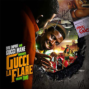La Flare 2 Albumcover