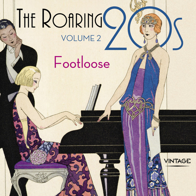 Various Artists The Roaring Twenties Vol. 2: Footloose album cover