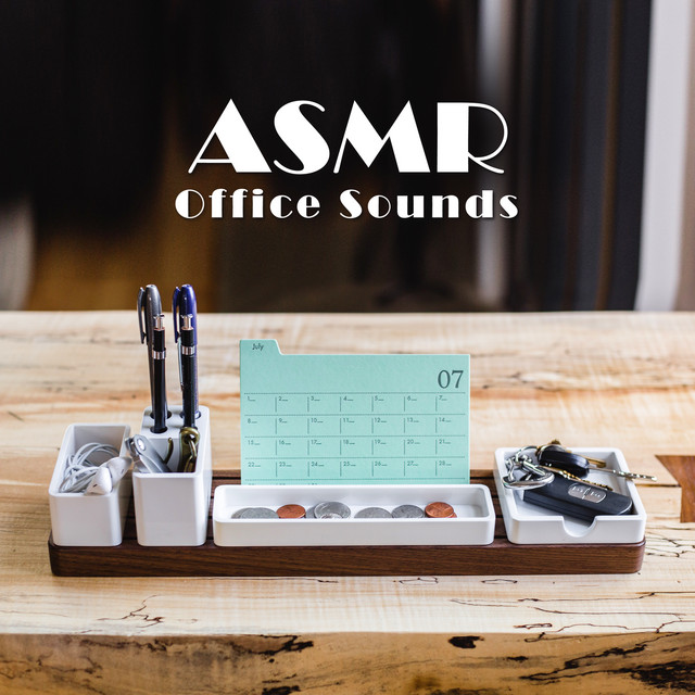 ASMR Office Sounds - Relaxing Sound Effects, Everyday Work Noises by