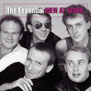 The Essential Men At Work Albumcover