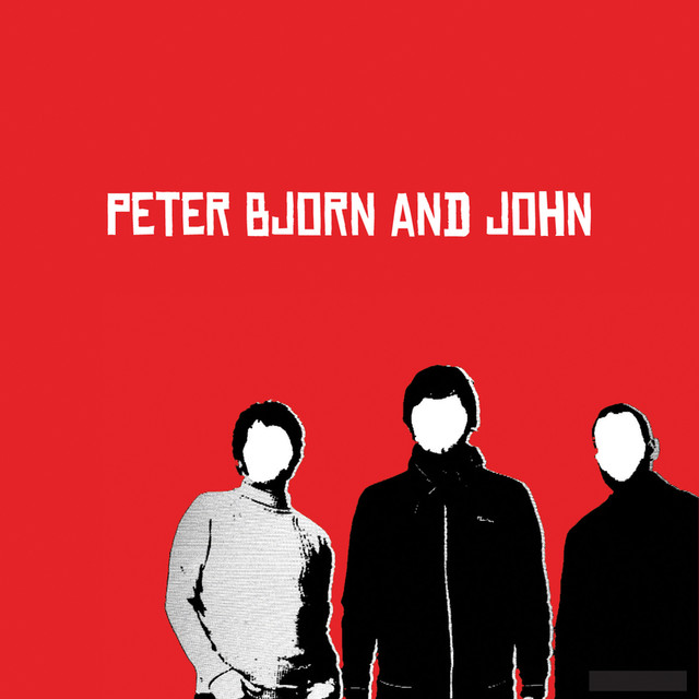 Peter Bjorn and John Peter Bjorn and John album cover
