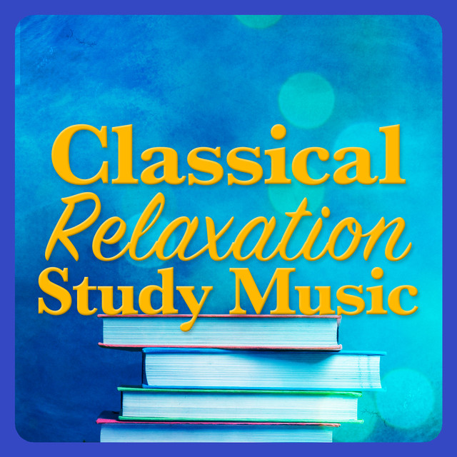 Classical Relaxation Study Music Albumcover