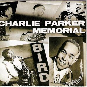 Charlie Parker Memorial, Vol. 1 album