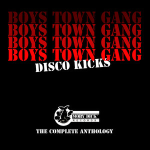 Disco Kicks (The Complete Anthology) album