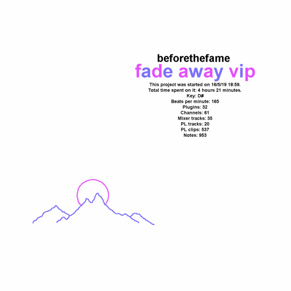 fade away (ViP Mix) Image