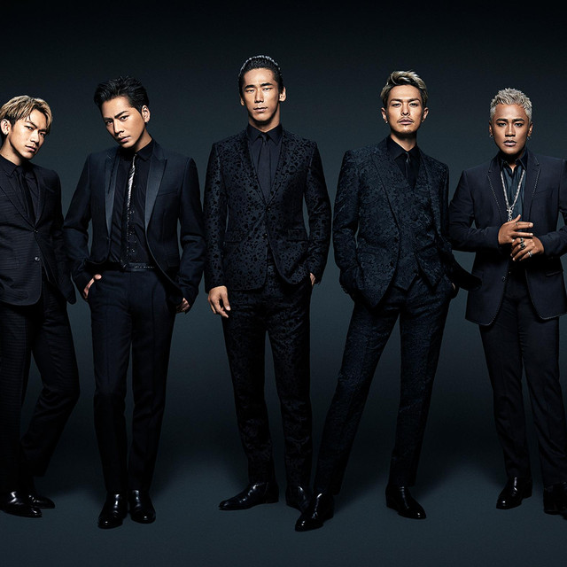 J Soul Brothers III from EXILE TRIBE