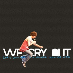 We Cry Out Albumcover