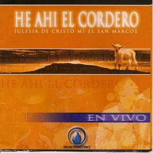He Ahi El Cordero Albumcover
