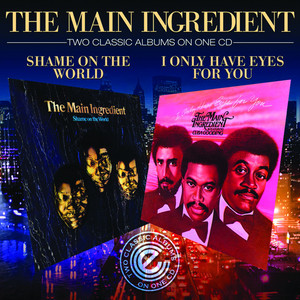 The Main Ingredient, Cuba Gooding I Only Have Eyes for You cover
