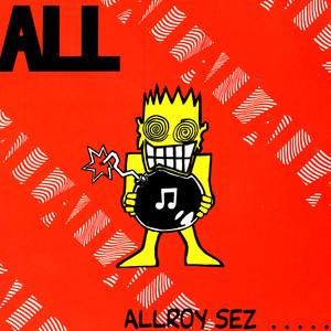 Allroy Sez... album