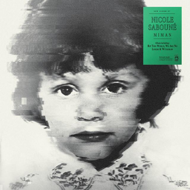 Skivomslag för Nicole Sabouné: Miman