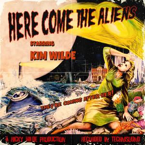 Here Come the Aliens album