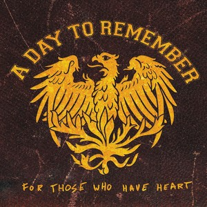 For Those Who Have Heart Re-Issue Albumcover