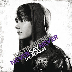 Never Say Never - The Remixes Albumcover