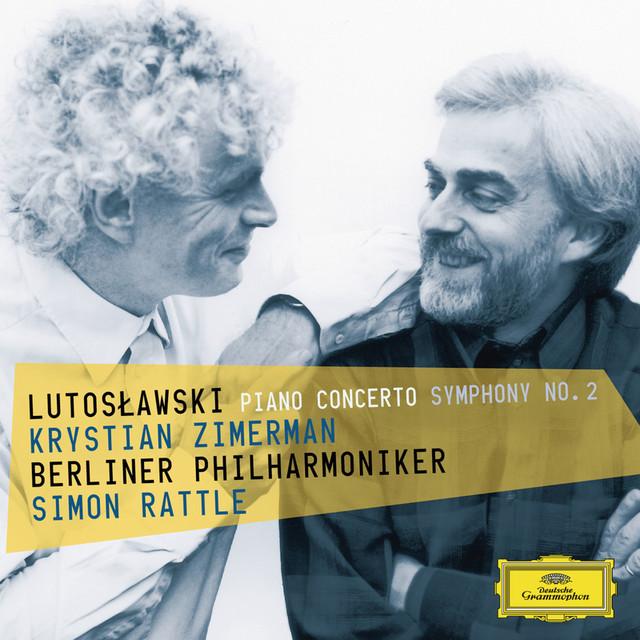 Lutoslawski: Piano Concerto; Symphony No.2 Albumcover
