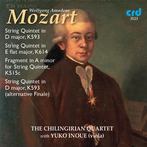 Mozart: String Quintets, K. 593 & K. 614 Albümü