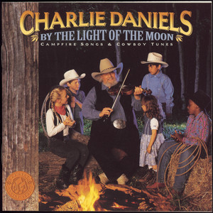 By the Light of the Moon - Campfire Songs & Cowboy Tunes Albumcover