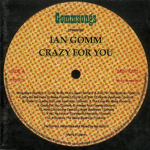 Crazy For You album