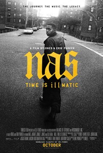 NAS: TIME IS ILLMATIC Albumcover