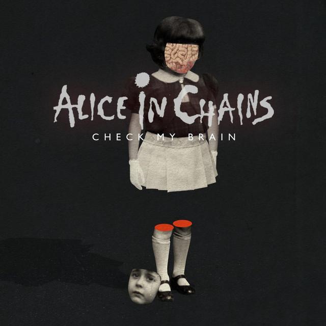 Alice in Chains Check My Brain album cover