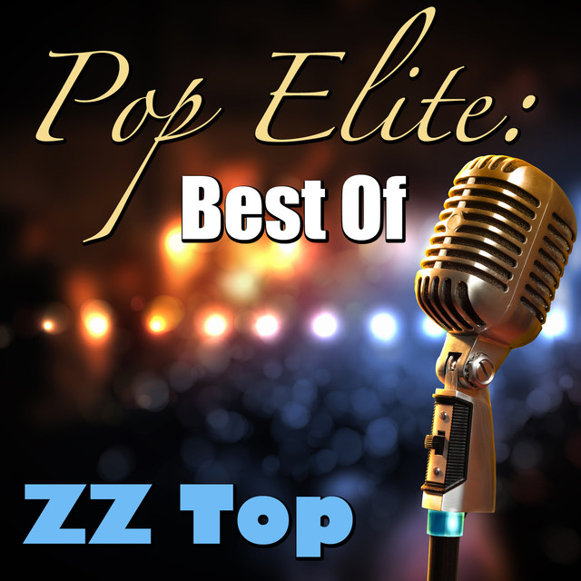 Pop Elite: Best Of ZZ Top (Live) Albumcover