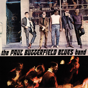 The Paul Butterfield Blues Band album