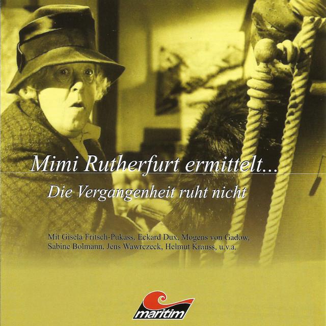 Mimi Rutherfurt ermittelt ..., Folge 2: Die Vergangenheit ruht nicht Cover