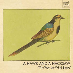 The Way The Wind Blows Albumcover