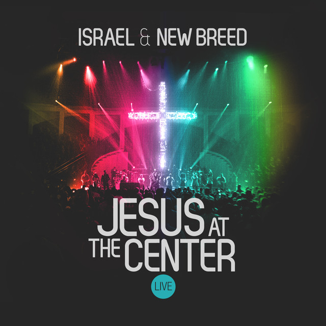 Jesus At the Center Albumcover