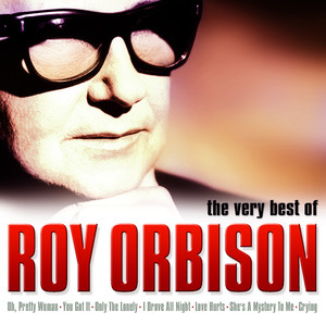 The Very Best Of Roy Orbison Albumcover