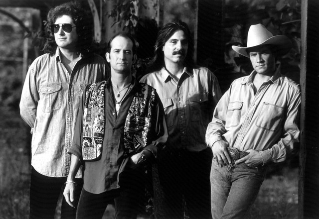 Restless Heart, Roy Rogers Tumbling Tumbleweeds cover