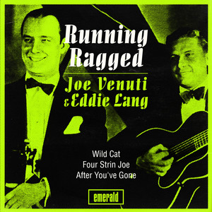 Joe Venuti, Eddie Lang Bugle Call Rag cover