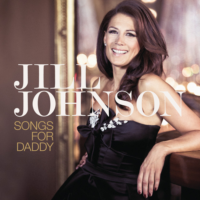Skivomslag för Jill Johnson: Songs For Daddy