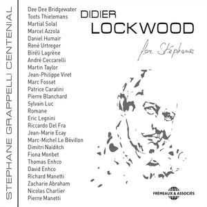 Didier Lockwood, Biréli Lagrène, Marc-Michel Le Bévillon I'll Remember April cover