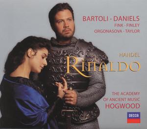 Handel: Rinaldo - complete opera (Original 1711 Version) HWV7a (3CDs) [3 CDs] - George Frideric Handel