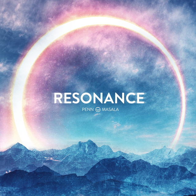 Album cover for Resonance by Penn Masala