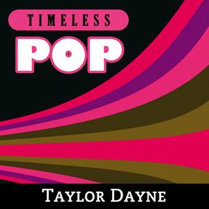 Timeless Pop: Taylor Dayne Albumcover