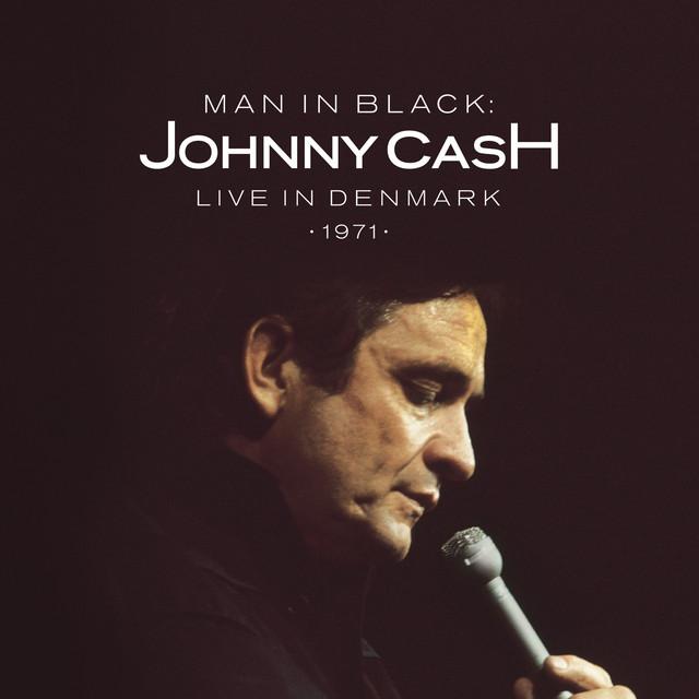 Man in Black: Live in Denmark 1971 Albumcover