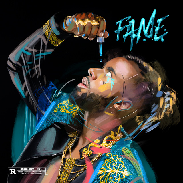 Album cover for Fame by Lefa
