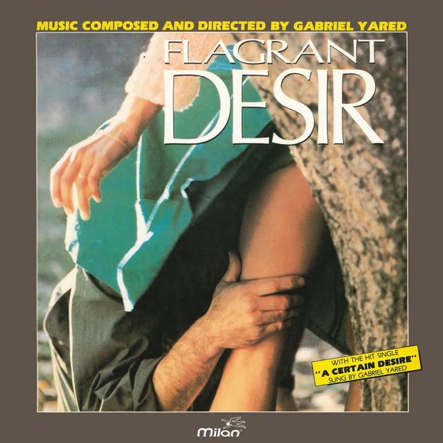 Flagrant Désir (Original Motion Picture Soundtrack) Albumcover