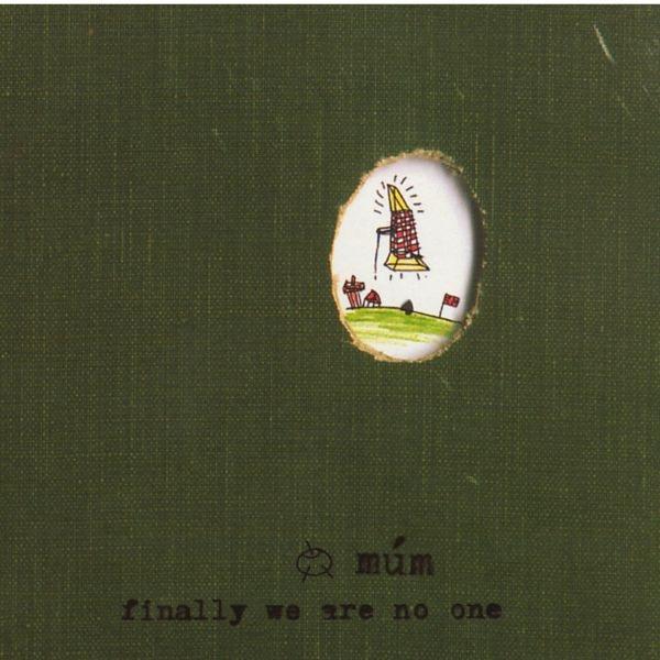 Album cover for Finally We Are No One