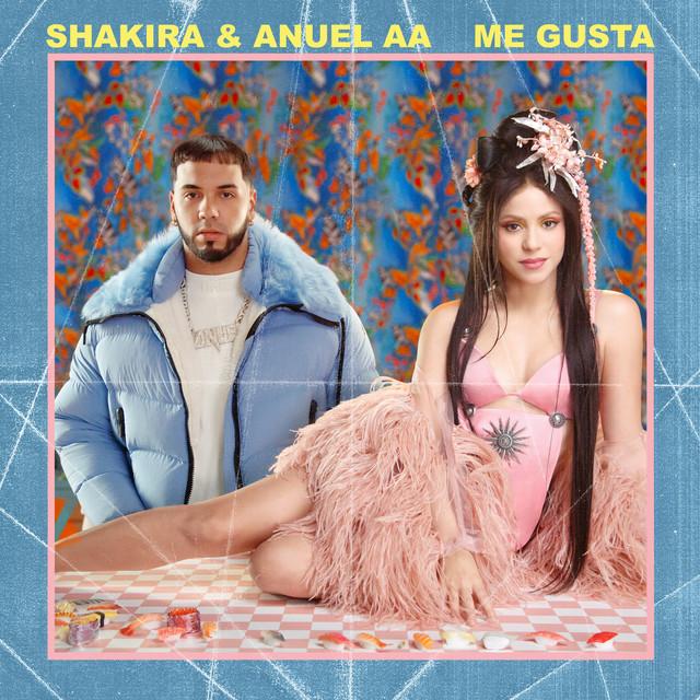 Anuel AA & Shakira - Me Gusta cover