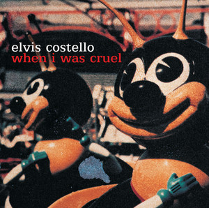 Elvis Costello ...Dust cover