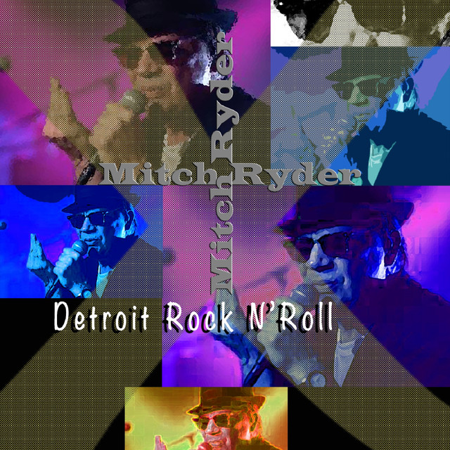 Mitch Ryder Detroit Rock 'n' Roll album cover