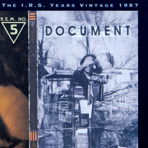 Document (The I.R.S. Years Vintage 1987) Albümü