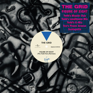 The Grid, Todd Terry Figure Of 8 - Scatapella cover