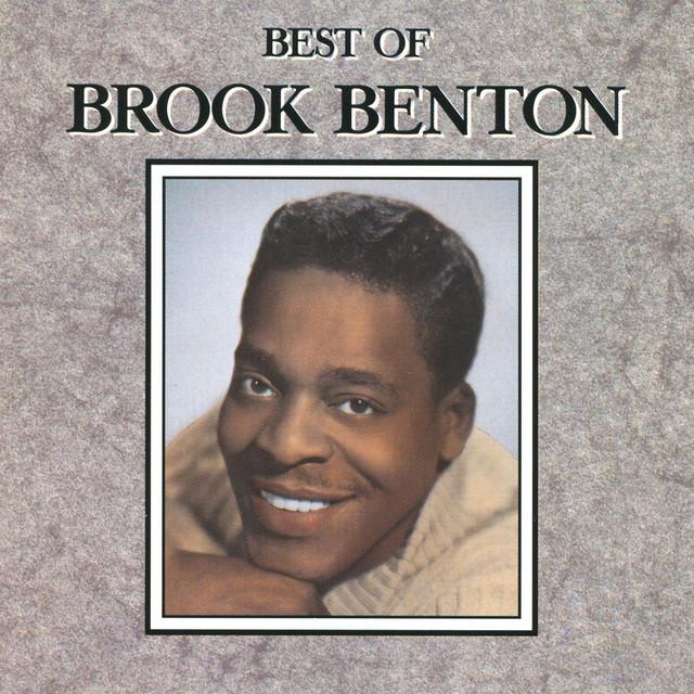 Brook Benton The Best of Brook Benton album cover