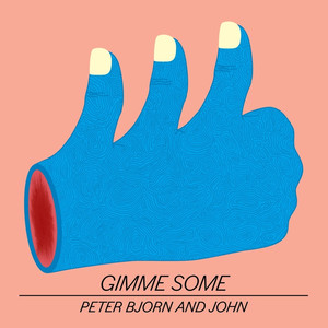Peter Bjorn and John Eyes cover